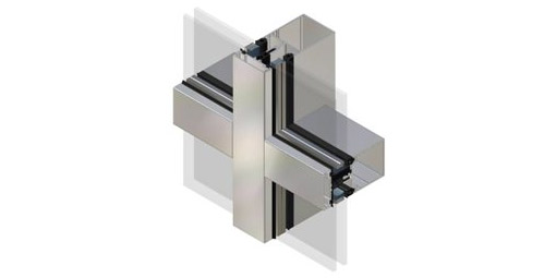 AA®110 65mm Curtain Wall