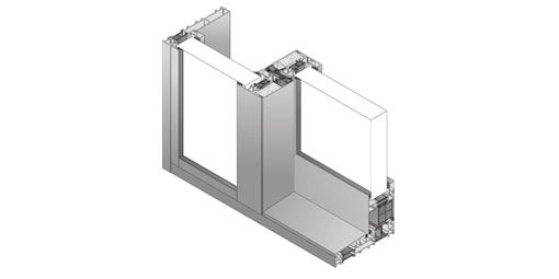 AA3572 Sliding Door Specification