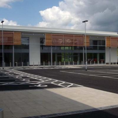 Royal Spa Retail Park